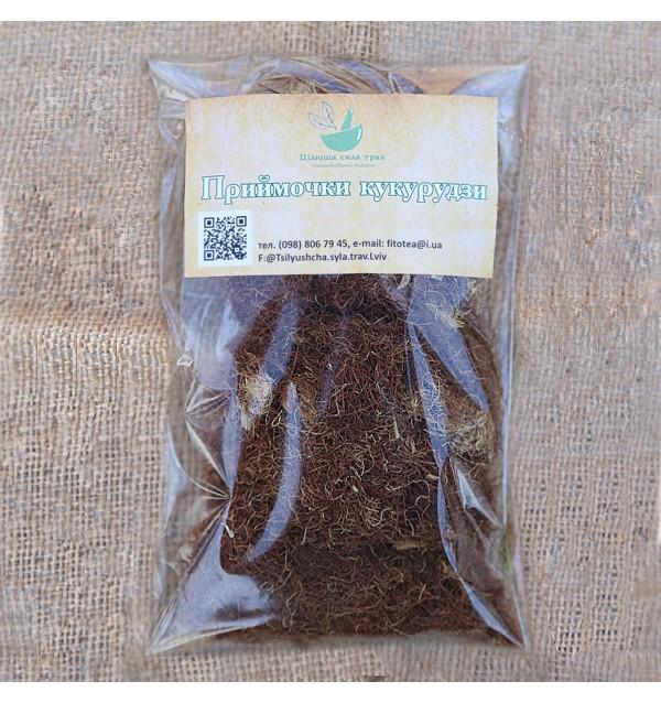 Монгочай, Приймочки кукурудзи,трав'яний, Цілюща сила трав, розсипний,40г