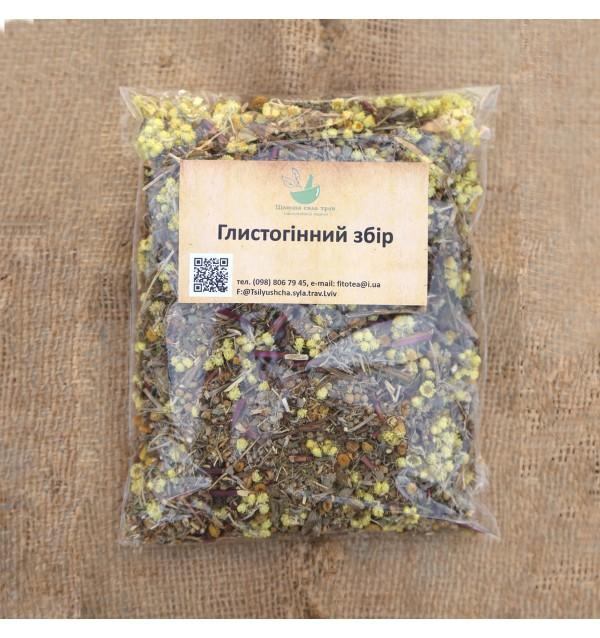 Трав'яна суміш, Глистогінний чай, трав'яний, Цілюща сила трав, розсипний,70г