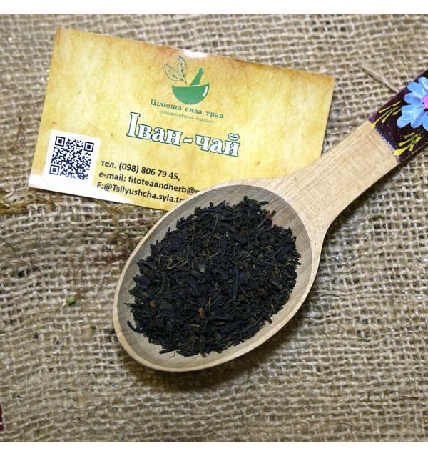 Моночай, Іван-чай (ферментований), трав'яний, Цілюща сила трав, розсипний, 35г